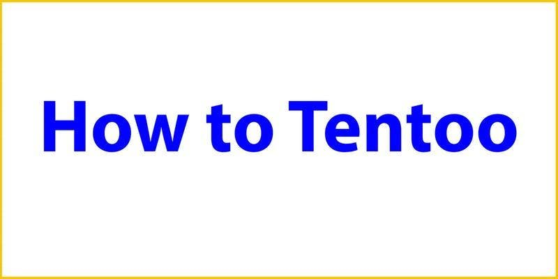Infosessie – How to Tentoo – Genk